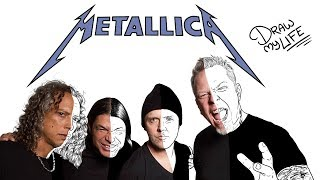 METALLICA | Draw My Life