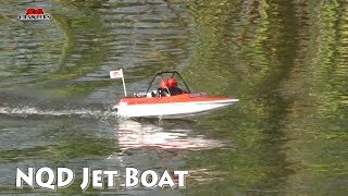 RC Jet Boat converted from NQD toy grade jet boat