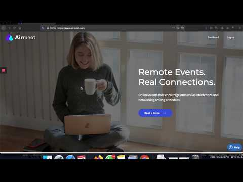 Airmeet Demo_with Latest features_29 April