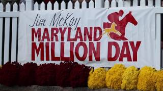 Jim McKay Maryland Million Day is October 22, 2016!