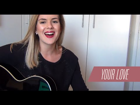 Your Love | The Outfield | Cover Carina Mennitto