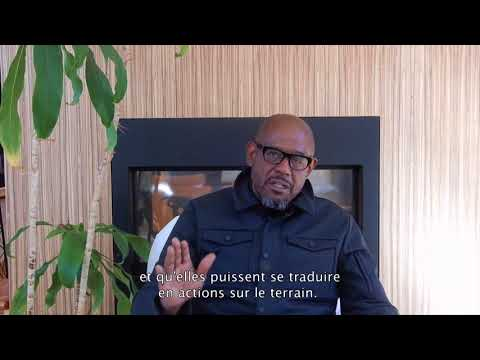 Forest Whitaker - 2nd International Conference on Youth Volunteering