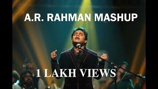 A.R.RAHMAN Mashup - tribute to the Legend