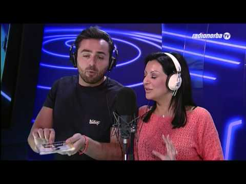 Ospite Alessio Bernabei - Radionorba TV - 14 Aprile 2016