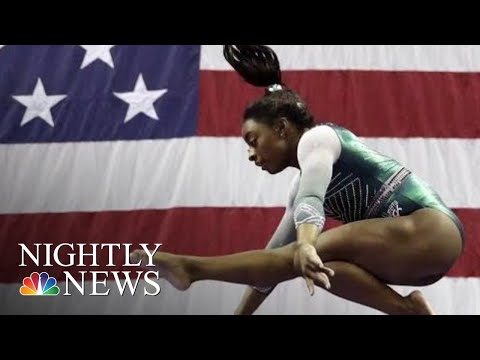 The Mayor Pete Kennedy - Simone Biles dominates gymnastics again with historic moves.