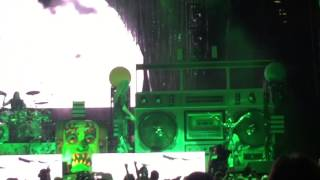 rob zombie wild thing live at ascend amphitheater in nashville tn 5 7 16