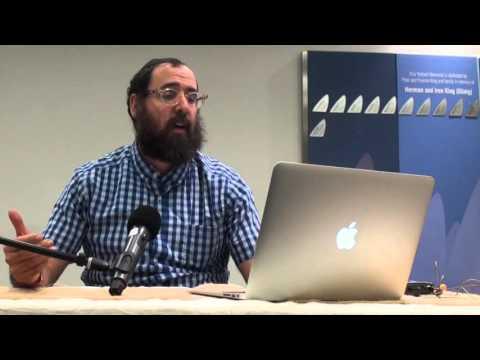 Transcendental Kabbala: Knocking On Heaven's Door - Led By Rabbi Menachem Wolf - Week 4 - 7/3/2016