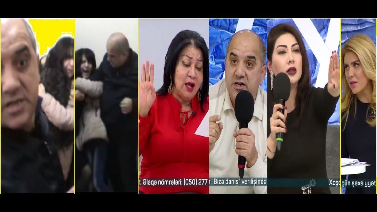 10 yashli Nuray ustunde ata ve xalanin qalmaqali - Bize danis