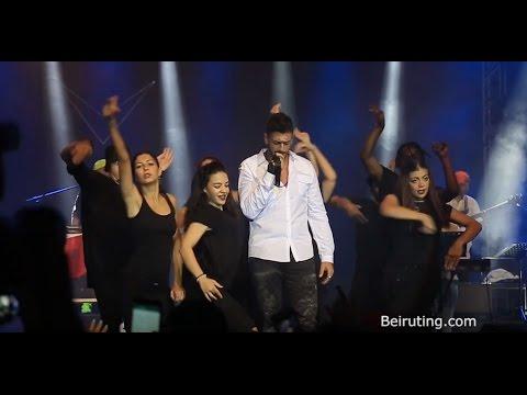 Saad El Mjarred - Beirut Concert