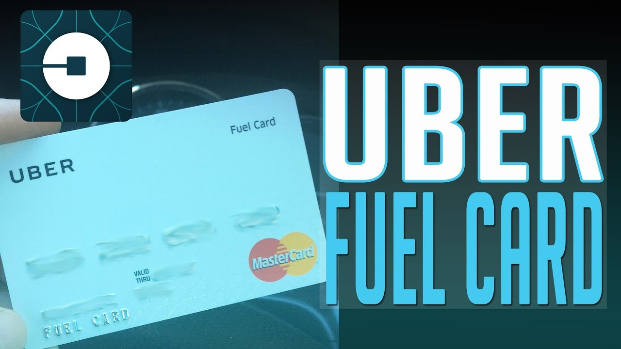 Uber Fuel Card Unlocked! - YouTube