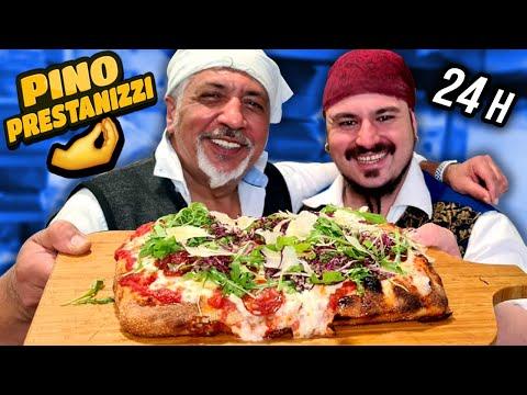 24 HORAS cocinando RECETAS de PINO PRESTANIZZI con ÉL!🍕 - La Cocina Del Pirata