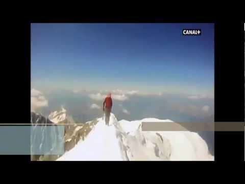 Ascension du Mont Blanc en courant par Kilian Jornet