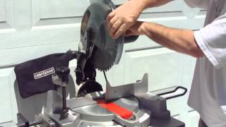 Craftsman - Compound Miter Saw  - 12 Inch