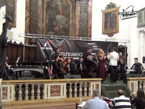 HUMI ACCORDION BAND - Astor Piazzolla - Libertango