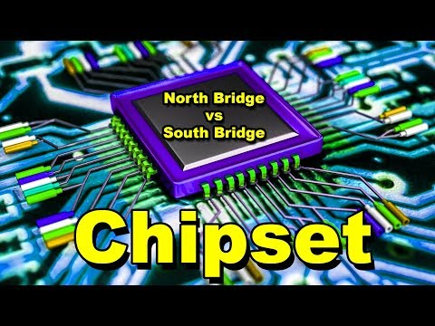 What is a Chipset? Northbridge vs Southbridge (Hindi)