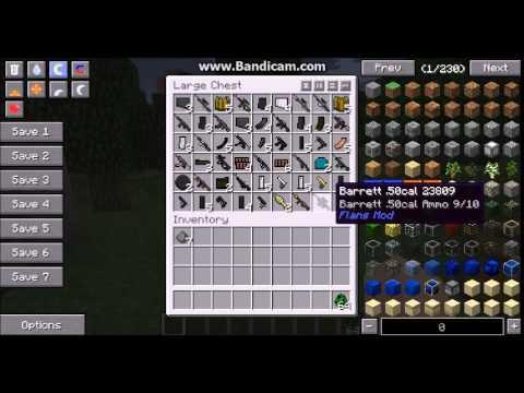 1 8] Flan's Modern Weapons Pack Mod Download   Minecraft Forum