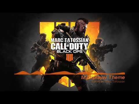 Black Ops 4 Soundtrack: Multiplayer Theme