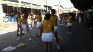 Ayotlan Jalisco desfile 20 de nov 2011 sec tec