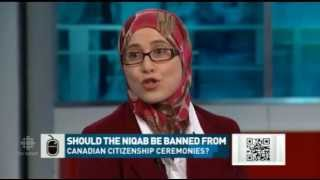 NCCM's Amira Elghawaby discusses PM's remarks on citizenship with CBC News