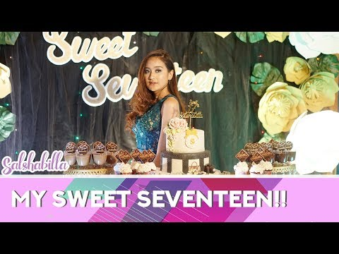 Download Youtube: SALSHABILLA #VLOG - MY SWEET SEVENTEEN