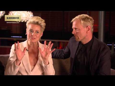 Trine Dyrholm og Carsten Bjørnlund - Arvingerne 2 - Robert Prisen 2016