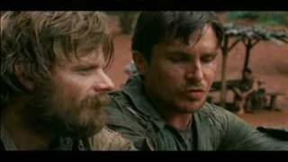 Christian Bale in Rescue Dawn -This is Weird!!!