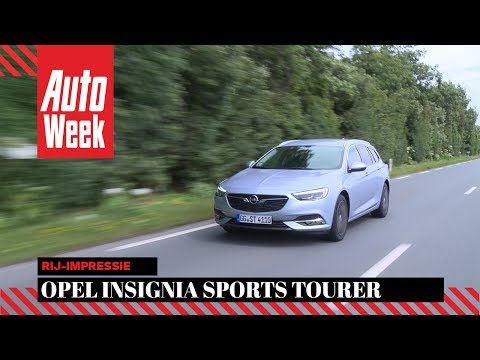 Opel Insignia Sports Tourer - AutoWeek Review - English Subtitles