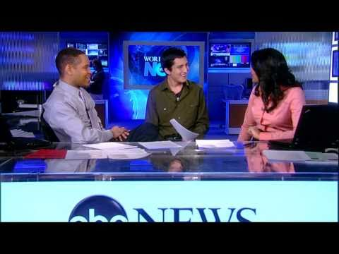 Digital & Social Media Producer Peter Martinez & ABC's World News Now Facebook