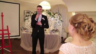 Артперфоманс на свадьбе