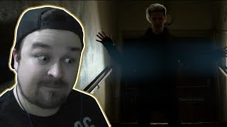 Behind Blue Eyes - Growing Cold (Official Music Video) REACTION (UK Metalcore)