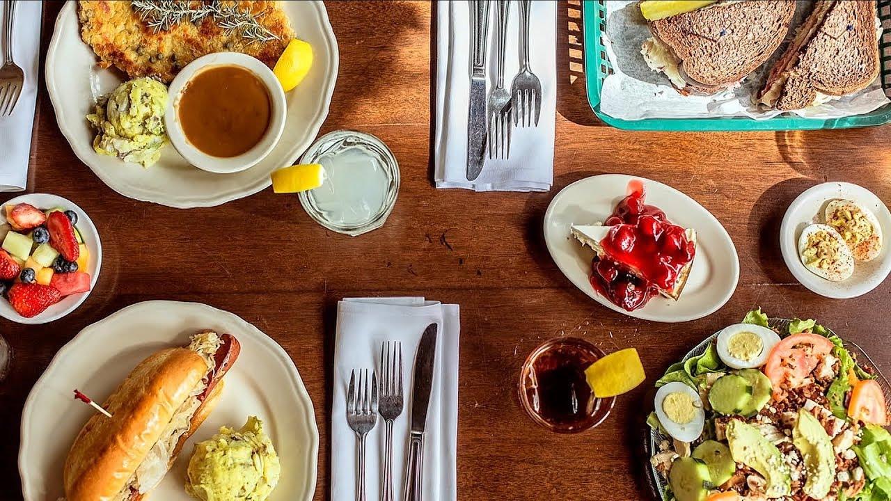 Schilo S Deli The Oldest Restaurant In San Antonio Texas Country Reporter
