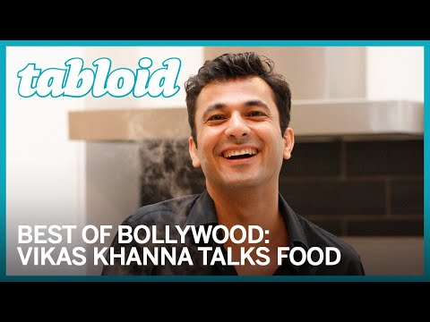 Vikas Khanna talks Indian food and cooking for Bollywood stars and world leaders