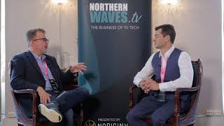 Northern Waves TV 2019 - Interview with Henke Erichsen | Canal Digital