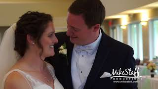 Wedding Video - Boulder Pointe Golf Club, Oxford Michigan - Laura and Kenneth