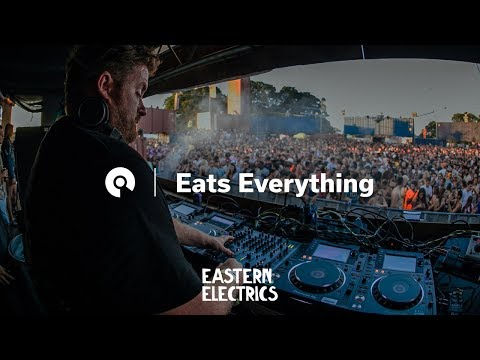 Eats Everything @ Edible Stage, Eastern Electrics 2018 (BE-AT.TV)