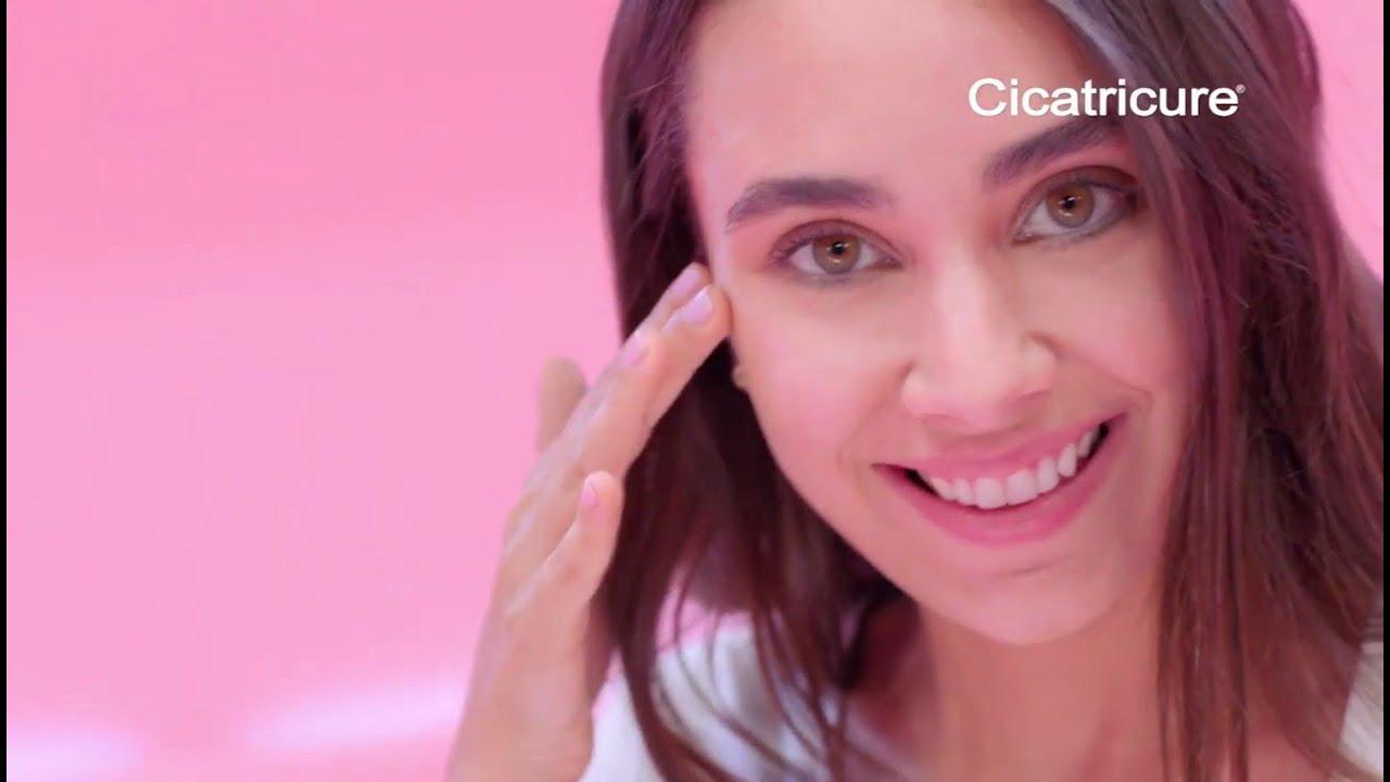 CICATRICURE Quedarte en casa no impide cuidar tu rostro (2020)