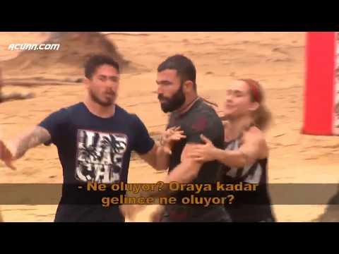 Turabi - Hakan Kavgası Montajsız Görüntüleri!!!