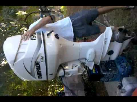 FOR SALE:evinrude Ficht 150hp