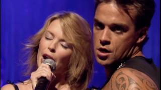 Kylie Minogue Robbie Williams Kids Live Top Of The Pops 2000
