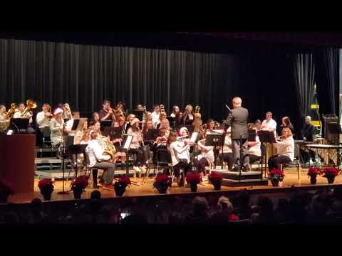 2019 LaBrae Middle School Christmas Band Concert - 7th Grade