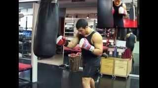 Boxing Lesson 6 - Body Shots Thumbnail