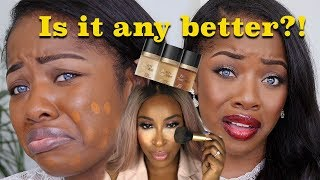 Are The New Shades From Jackie Better?! Born This Way Foundation/Concealer Review