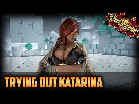 TEKKEN 7 | Feeling Disgusted after Trying Katarina, Ranked Matches
