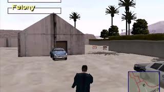 Driver 2 - Las Vegas secret car