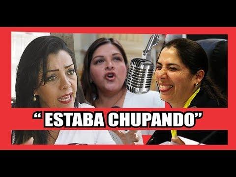 Congresistas #Fujimoristas olvidaron apagar su #micrófono  y dejaron oír conversación vergonzosa
