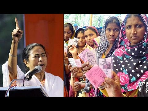 West Bengal Elections 2016 : Mamata Banerjee's TMC rules again | Oneindia News