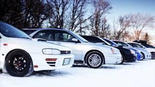 Top Tier Imports - Subaru Photoshoot