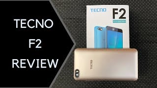 TECNO F2 Unboxing And Review