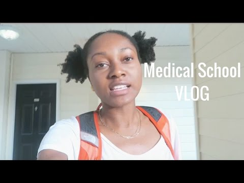 A Day In the Life of a 1st Year Medical Student | Med School VLOG 8