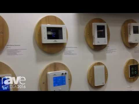 CEDIA 2016: MCO Home Shows Off Floor Heating Thermostat and Other Smart Home HVAC Solutions